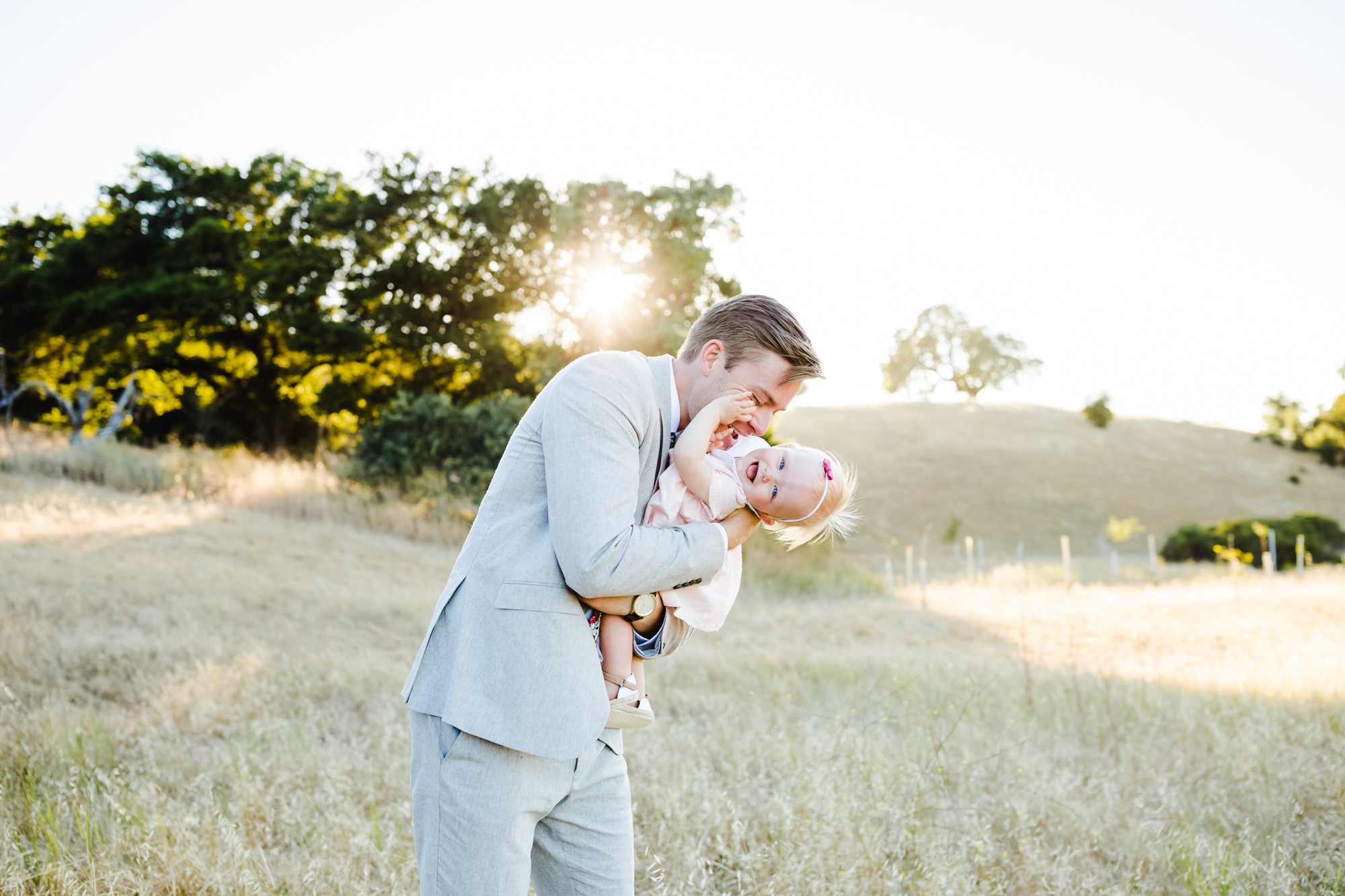 father and Daughter | Family Photographer