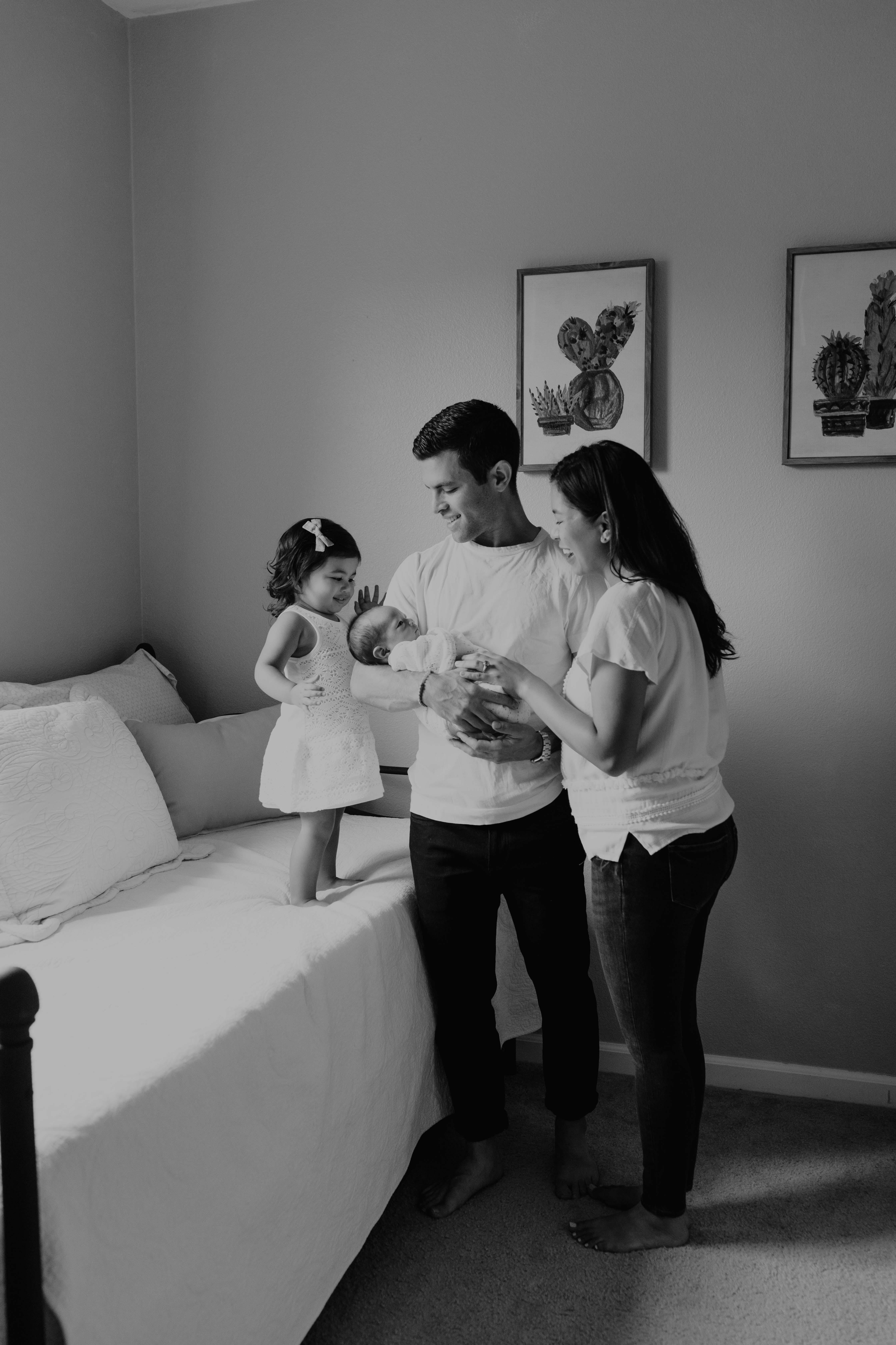 Baby Edison | San Jose Newborn Photography